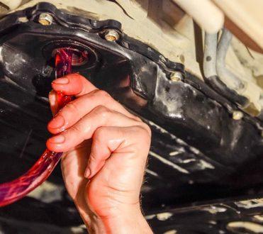 Пенится масло в коробке передач - АКПП - Пена на щупе