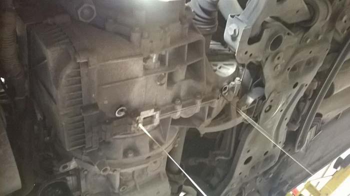 Замена акпп фокус 3 Ремонт моторчика заднего стеклоочистителя паджеро спорт