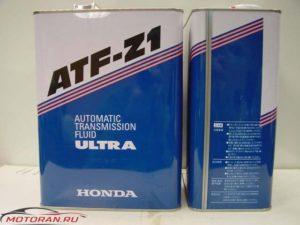 atf для хонда