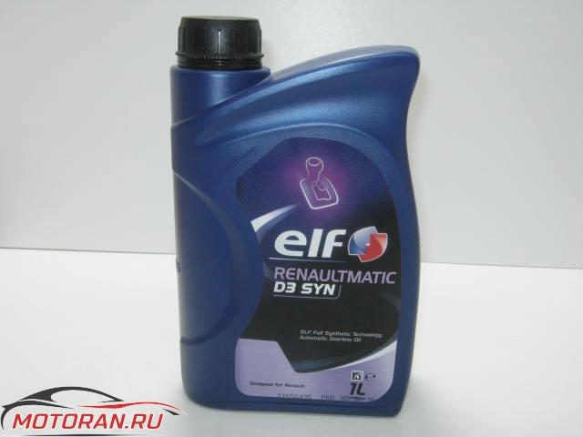 ELF RENAULTMATIC D3