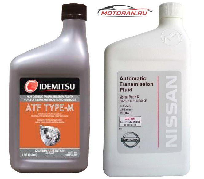 ATF type-M Matic-S