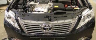 АКПП Toyota Camry
