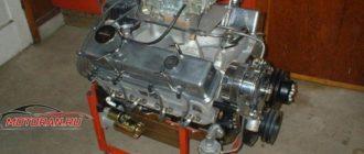 Двигатель 421