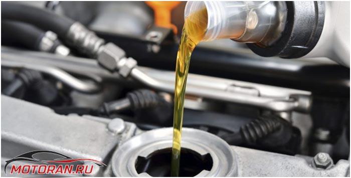 1 46 - Что делать если перелил масло в двигатель