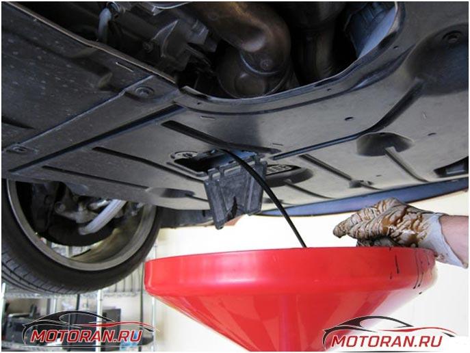 3 1 2 - Что делать если перелил масло в двигатель