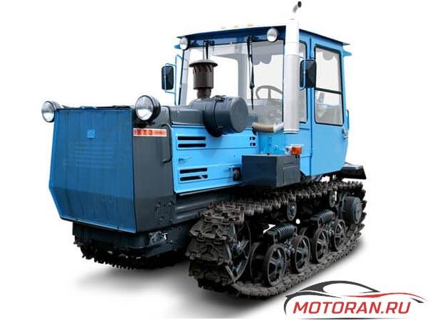 трактор с двс смд