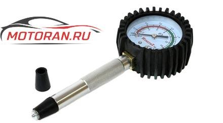 Прижимной компрессометр